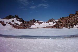 بانوی کوهنورد مهابادی به قله سبلان صعود کردبانوی کوهنورد مهابادی به قله سبلان صعود کرد