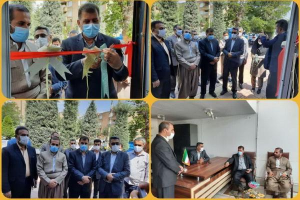 مرکز نیکوکاری پیوند مدارس در شهرستان پیرانشهر افتتاح شد