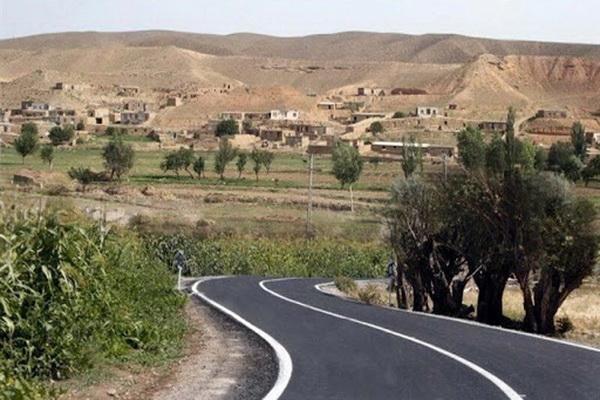 آسفالت ۵۰ کیلومتر راه روستایی سردشت در قالب طرح ابرار