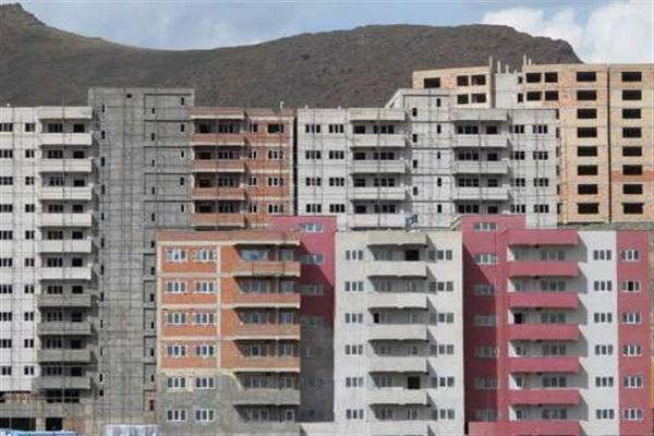 تحویل 800 واحد مسکن مهر تا پایان شهریور ماه سال جاری در مهاباد