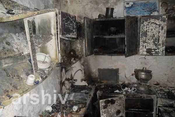 انفجار گاز شهری در ارومیه موجب مرگ یک نفر شد