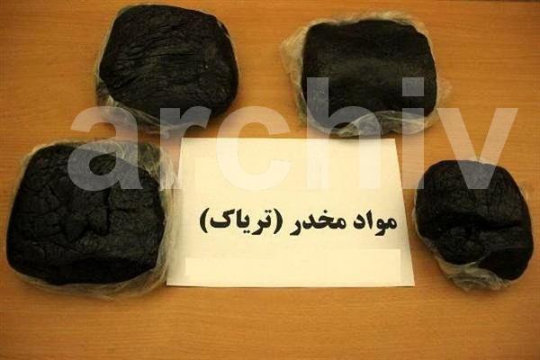 بیش یک کیلو گرم مواد مخدر در مهاباد کشف شد