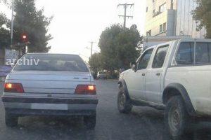 بیش از 30 دستگاه وسیله نقلیه در مهاباد توقیف شد