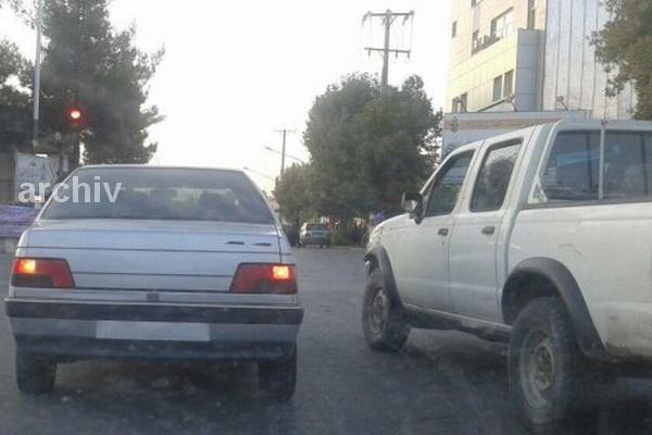 بیش از ۳۰ دستگاه وسیله نقلیه در مهاباد توقیف شد