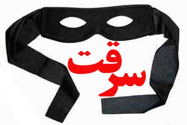 سارق و کیف قاپ حرفه ای در مهاباد دستگیر شد