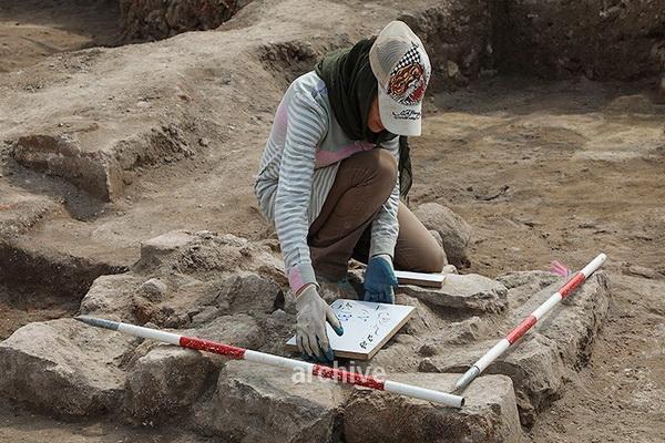 انجام عملیات باستانشناسی در حوضه آبگیر سد چپرآباد اشنویه
