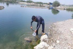 وضعیت کیفی آب رودخانه زرینه پایش شد