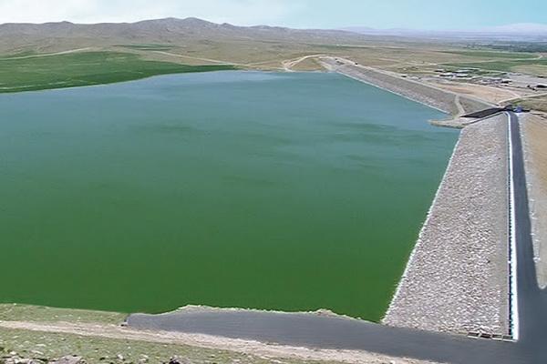ذخایر آب پشت سدهای آذربایجانغربی به ۱۱۲۰ میلیون متر مکعب رسید
