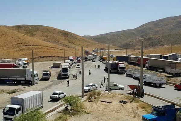 صادرات بیش از 190 میلیون دلار کالا از مرز کیله سردشت به کشور عراق