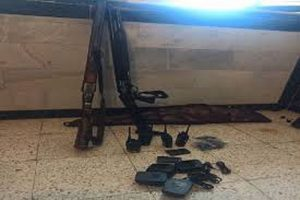 شکارچیان غیر مجاز در ارتفاعات کوهستانی شهرستان اشنویه دستگیر شدند