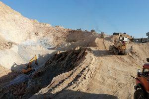 میزان استخراج کانسنگ طلا از معدن طلای باریکایی سردشت 50 هزار تن در سال است.