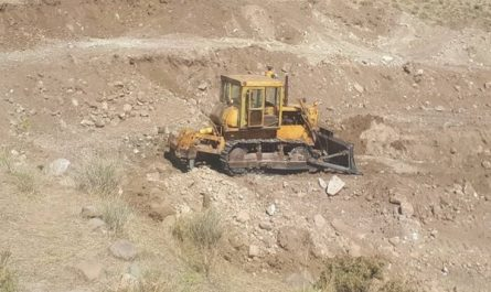 هشدار اداره میراث فرهنگی پیرانشهر به دارندگان ماشین آلات راهسازی