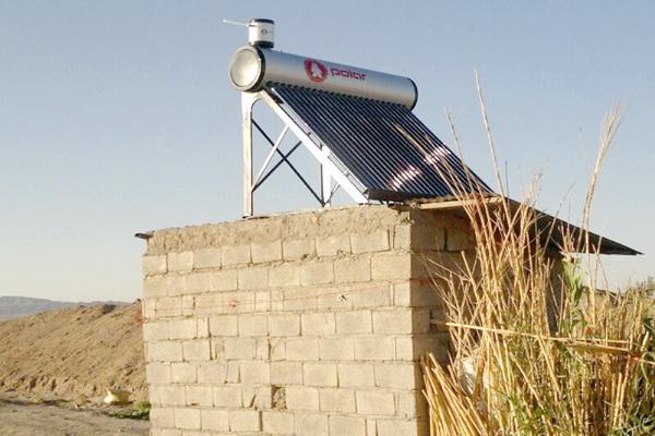 144دستگاه حمام خورشیدی در بین عشایر آذربایجان غربی توزیع شد