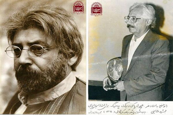 به مناسبت روز ملی سینما،اهدای یادگاری های زنده یاد جمشید مشایخی به موزه سینما