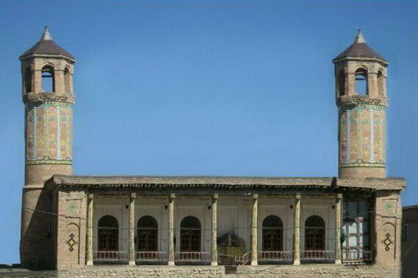 هیچ اشیای تاریخی وباستانی از مسجد دومناره سقز به سرقت نرفته است