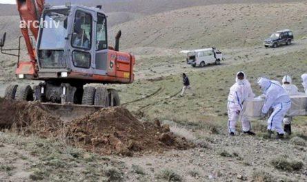 تعداد فوتی های بیماری کرونا ویروس در مهاباد به بیش از 120 نفر رسید