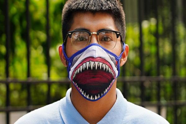 فانتزی ترین ماسک های دنیا 1