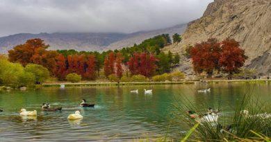 پاییز طاق بستان کرمانشاه 4