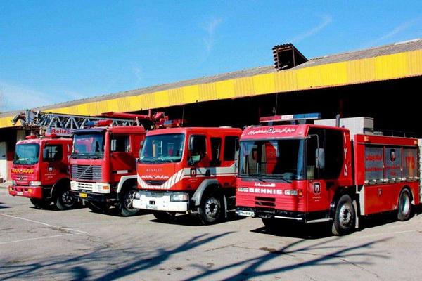 بیش از 1800 ایستگاه آتشنشانی در شهرها کشور فعال هستند