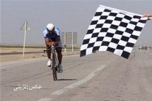کسب رتبه ششم توسط دوچرخه سوار بوکانی در مسابقات دوچرخه سواری قهرمانی باشگا های کشور