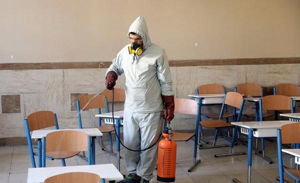 مدارس شهرستان بوکان از نظر بهداشتی مورد ارزیابی و پایش قرارگرفت