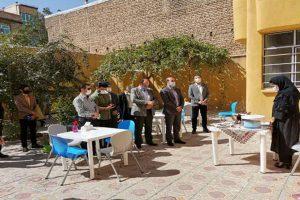 مرکز توانبخشی و حرفه آموزی معلولان در مهاباد راه اندازی شد