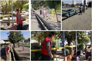 ورود به پارک های شهر سردشت به مدت دو هفته ممنوع شد