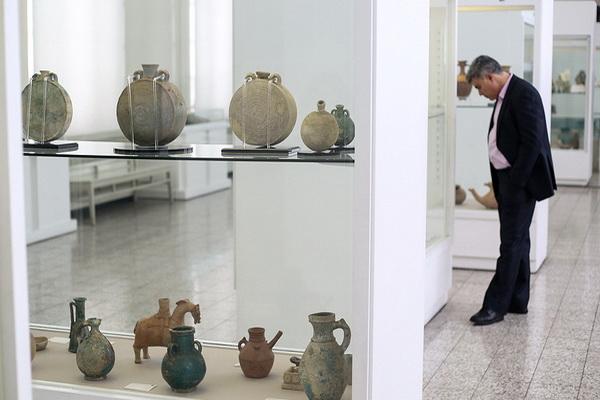 امضای تفاهمنامه احداث موزه باستانشناسی در بوكان