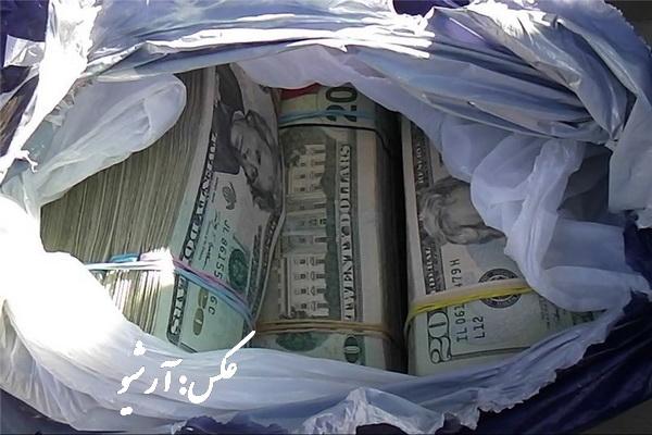 50 هزار دلار قاچاق در سردشت کشف شد