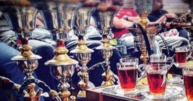 چهار باب قلیان سرا در شهرستان پیرانشهر پلمپ شدند