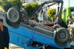 خبرحوادث کوتاه مهاباد