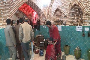 سامانه فروش بلیت الكترونیكی در 10 موزه آذربایجانغربی راه اندازی شد