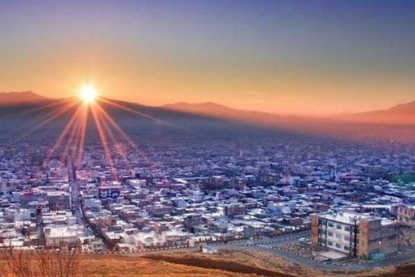 پیرانشهر شهر معادن وتجارت