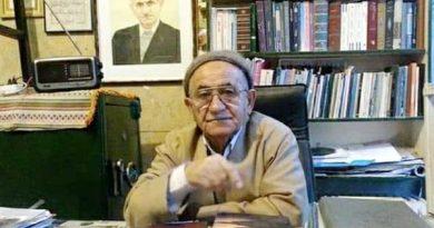 شاعر و نویسنده مهابادی دار فانی را وداع گفت