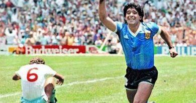 مارادونا اسطوره فوتبال جهان درگذشت