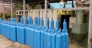 روزانه بیش از یک هزار کپسول اکسیژن در استان کردستان تولید می شود