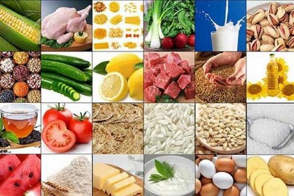 متوسط قیمت کالاهای خوراکی منتخب اعلام شد