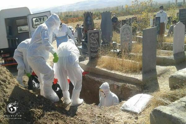 Coronavirus Death Toll in Iran Surpasses 40,000