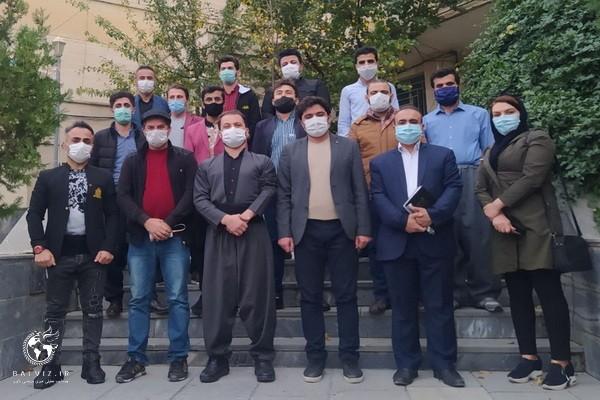 کانون خبرنگاران و فعالین رسانه ای در شهرستان مرزی سردشت تشکیل شد