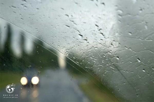 چگونه می توان از بخار گرفتن شیشه خودرو در زمستان جلوگیری کرد؟