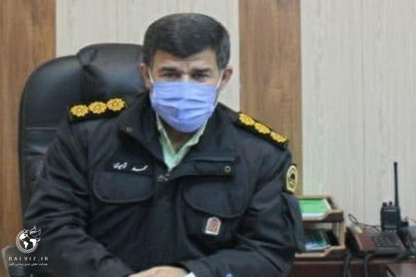 پیام تبریک فرمانده نیروی انتظامی شهرستان مهاباد به مناسبت هفته پژوهش
