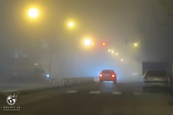 با خروج سامانه بارشی،آذربایجانغربی شب سردی را سپری کرد