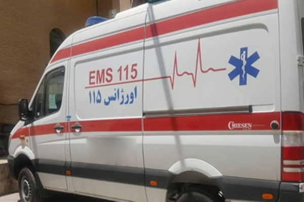 بیش از 20 هزار تماس با اورژانس 115 پیرانشهر