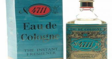 The word eau de cologne comes from which city in the world
