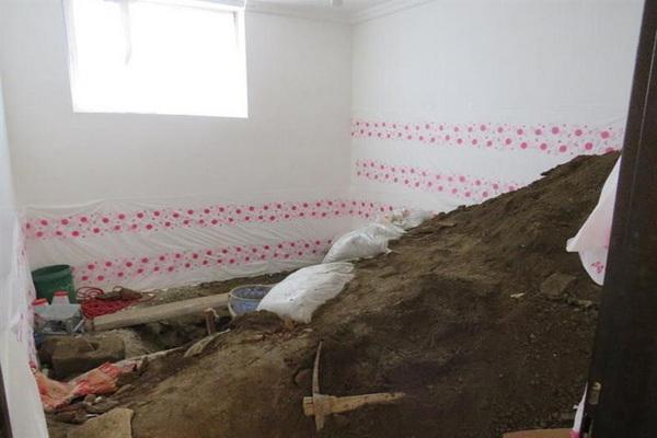باند تیم حفاری غیر مجاز در سلماس پس از شناسایی دستگیر شدند