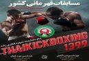 رزمی کاران مهابادی در مسابقات کیک بوکسینگ کشوری خوش درخشیدند