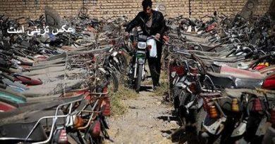 اجرای طرح ترخیص موتورسکلت های توقیفی در مهاباد