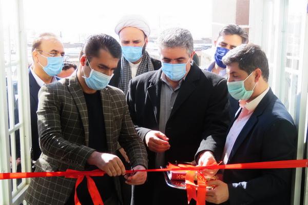 یک باب مدرسه در روستای بخش مرکزی مهاباد افتتاح شد