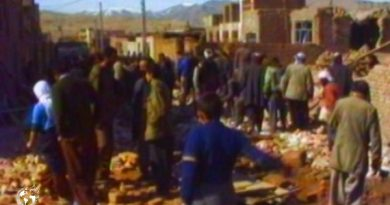 34 سال پیش در چنین روزی شهر مهاباد توسط رژیم بعث عراق بمباران شد