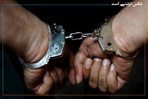 سارق مغازه با هوشمندی پلیس مهاباد شناسایی شد